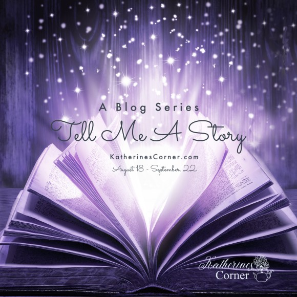 tell me a story featured authors at katherines corner