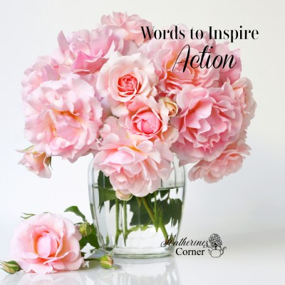 words to inspire action