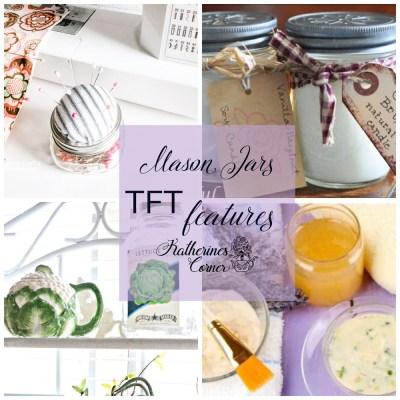 mason jars and TFT blog hop