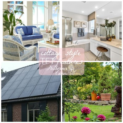 ideas for the cottage and TFT blog hop