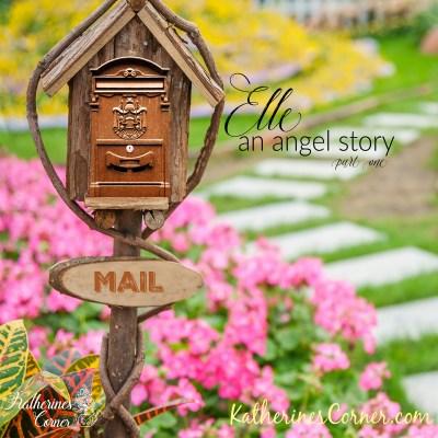 elle an angel story part 1
