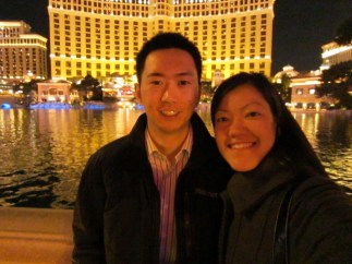 The video of the Bellagio fountains is at the end of this post.