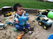 First sandbox!