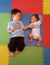 My two monkeys <3