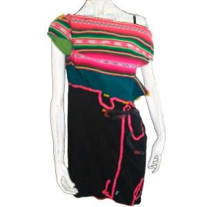 Vestido Caminos