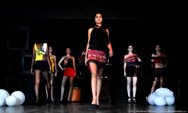 """DDiseños de moda Étnica en la """"Revista Cusco Social"""""""
