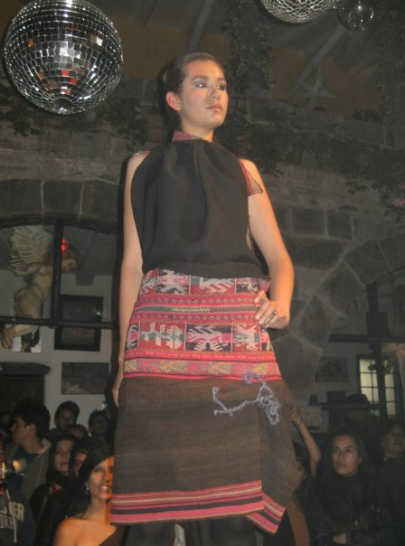 Diseño Independiente- Cusco Always in fashion