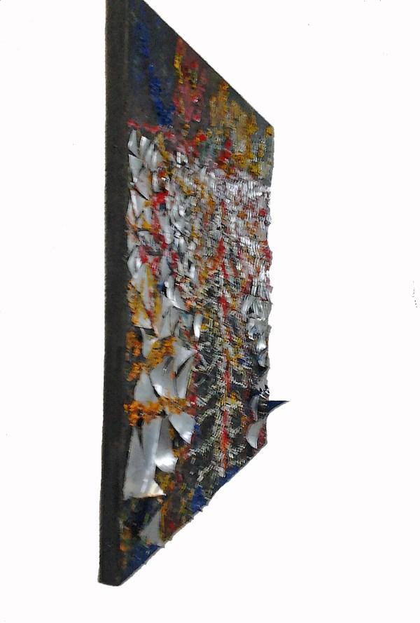Modern Art 3d Sculpture Abstract Art Sculpture Painting Remolinos Sendero