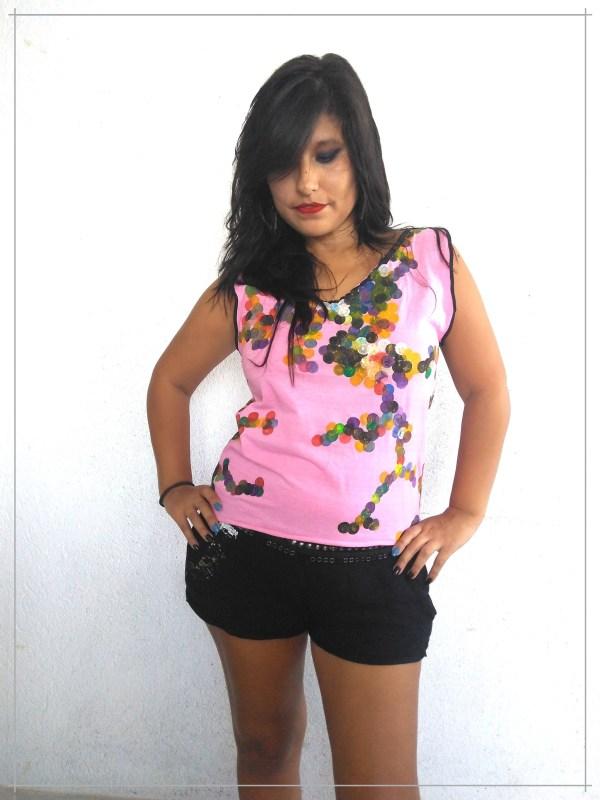 T- shirt Átomos II