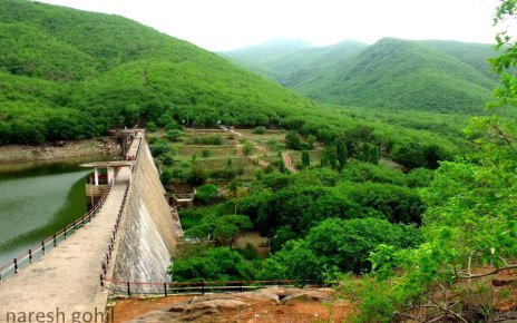 Willingdon dam Junagadh