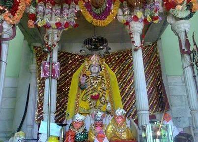 Chamunda dham Bhesan