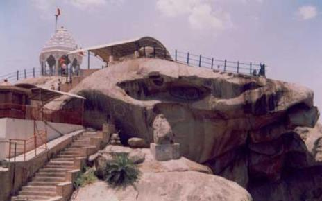 Maa Chamunda Temple Chotila