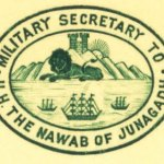 MILITARY SECRETARY TO JUNAGADH