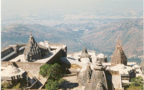 Girnar Mountain Junagadh