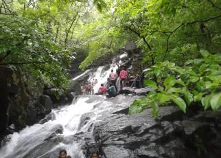 Water Fall at Jatashankar