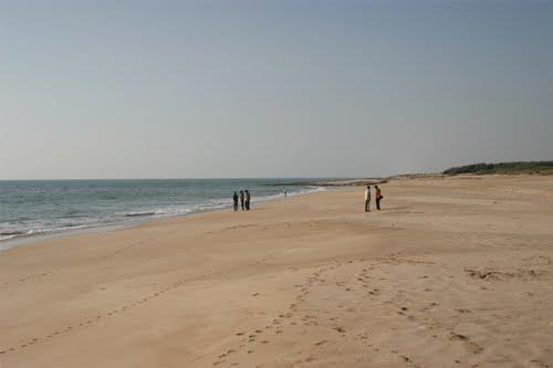 Sea Shore Madhavpur Ghed