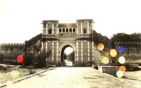 Majevdi Gate Junagadh