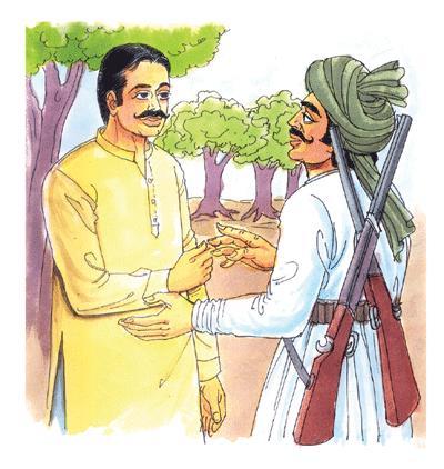 Naranbhai Ahir and Bhupat Baharvatiyo