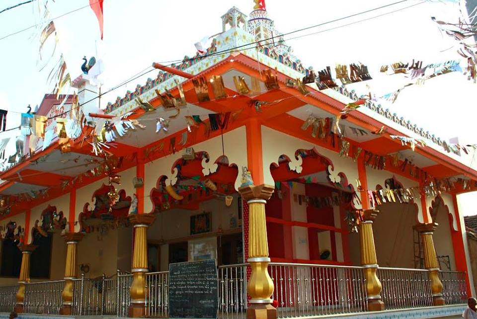 Randal Mata Temple Dadva