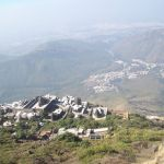 Temples on Girnar Mountain Junagadh