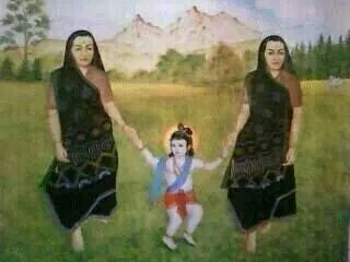 Shri Rani Maa, Shri Rudi Maa
