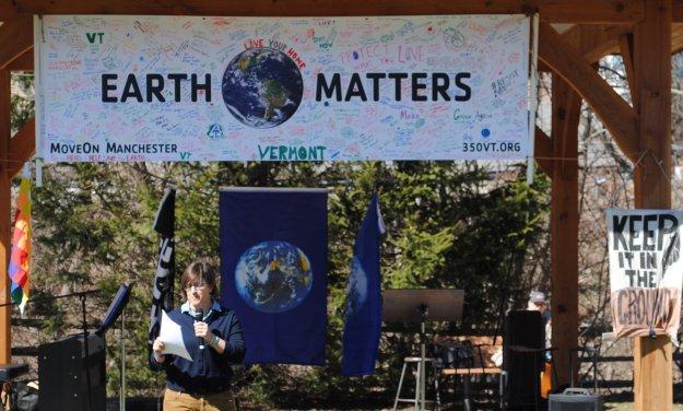 Kath James Earth Day 2018