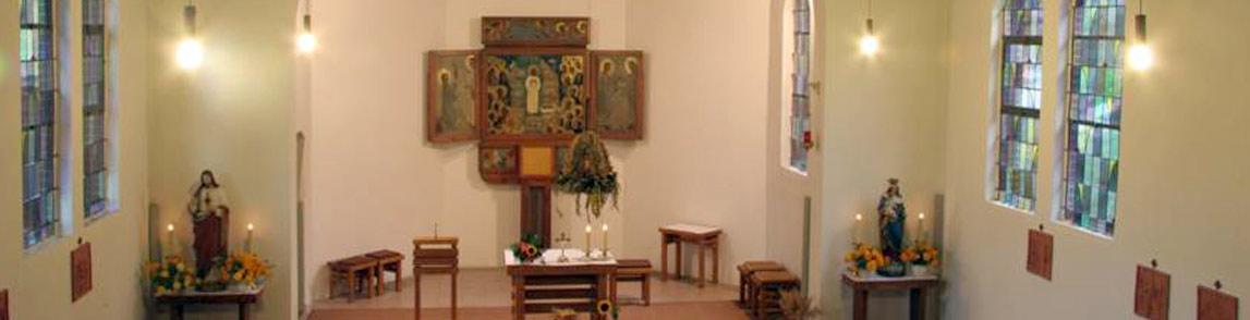 Kirche Herz Jesu in Eilsleben