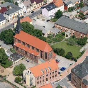 Kirche Oschersleben