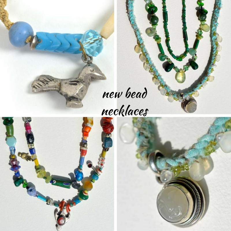 new jewelry by Kathleen O'Brien