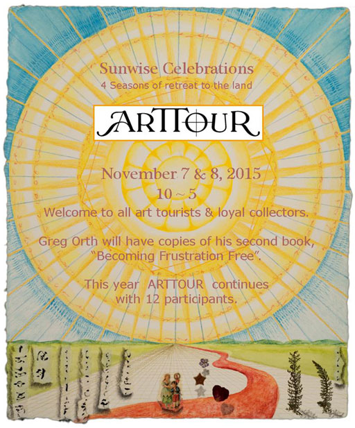 ARTTOUR Sunwise Celebration 2015