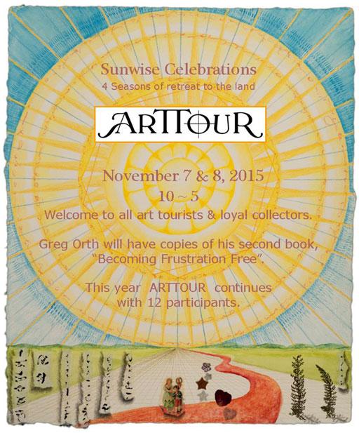ARTTOUR Sunwise Celebration 2015