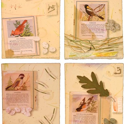Kathleen O'Brien, American Song Bird Card set