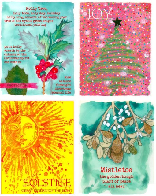 Holiday Card Set 3