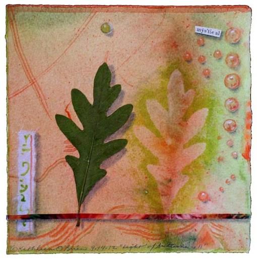 """Kathleen O'Brien, """"Light Of Autumn 11"""""""