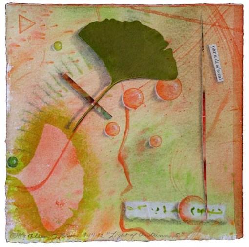 """Kathleen O'Brien, """"Light Of Autumn 5"""""""