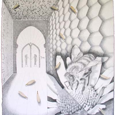 "Kathleen O'Brien, ""Bee Hive"""