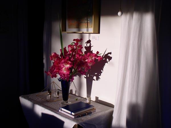 Secrets; Altar in August Light