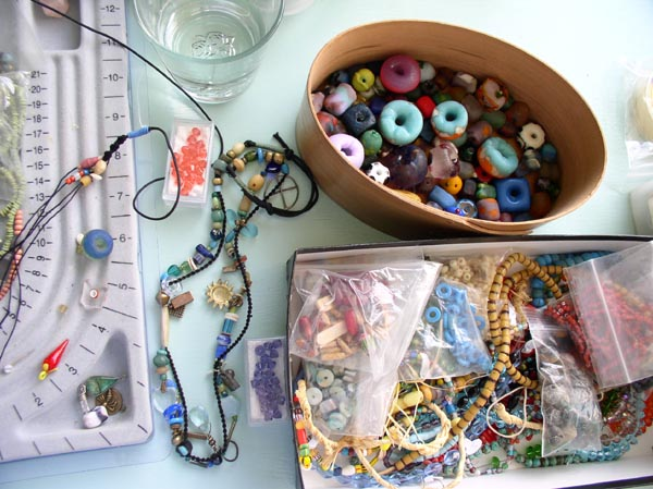 Bead Projects, Kathleen O'Brien