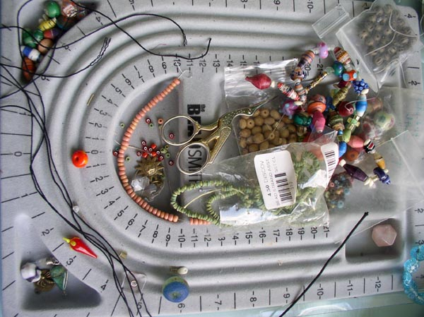 Bead Projects - Kathleen O'Brien