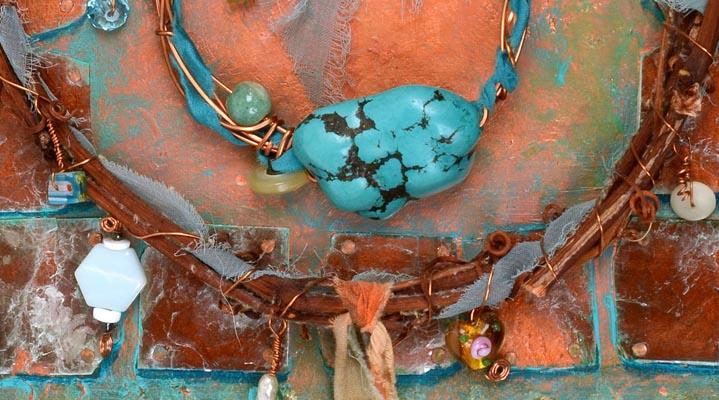 Talismans, Bead Jewelry & Artifacts Premiering for Open Studio