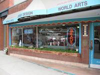 Nomad Design, first shop on Pearl Street, Boulder