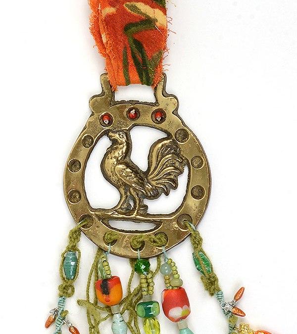Talismans with Horse Bridle Decorations