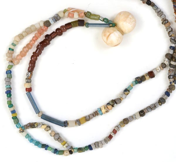 """Talisman for the Earth"" necklace by Kathleen O'Brien"