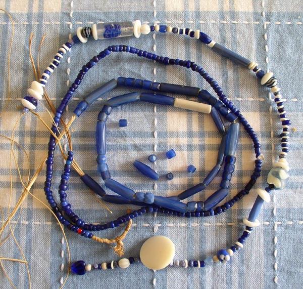 The Deep Blue Sea, Gorgeous Beads