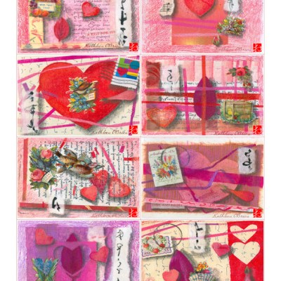 Some small Valentines by Kathleen O'Brien