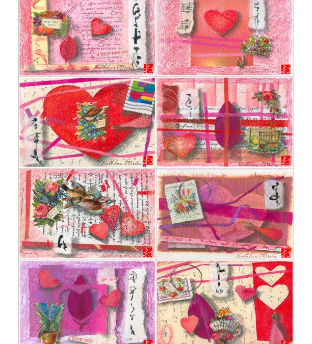 Check out a New Product, 24 Small Valentines