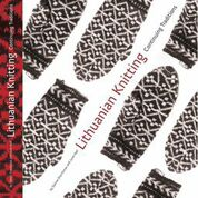"""""""Lithuanian Knitting"""", book cover"""