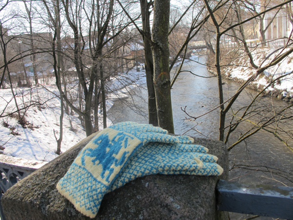 Lithuanian Knitting: Continuing Traditions, interview with Donna Druchunas