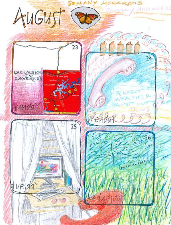 Kathleen O'Brien, Doodles Days August 2015_08