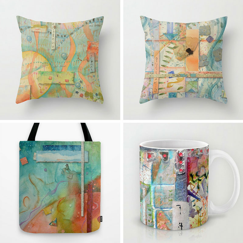 details of new products by Kathleen O'Brien